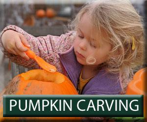 Pumpkin Carving Experiences east yorkshire near me bridlington beverley driffield